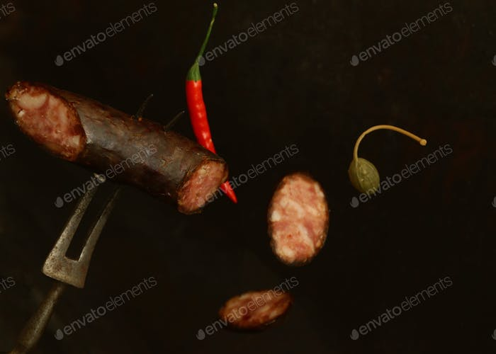 Smoked Meat Sausage