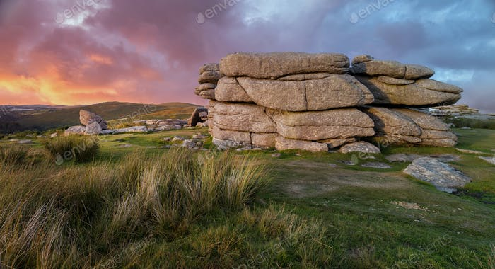 Dartmoor-Nationalpark