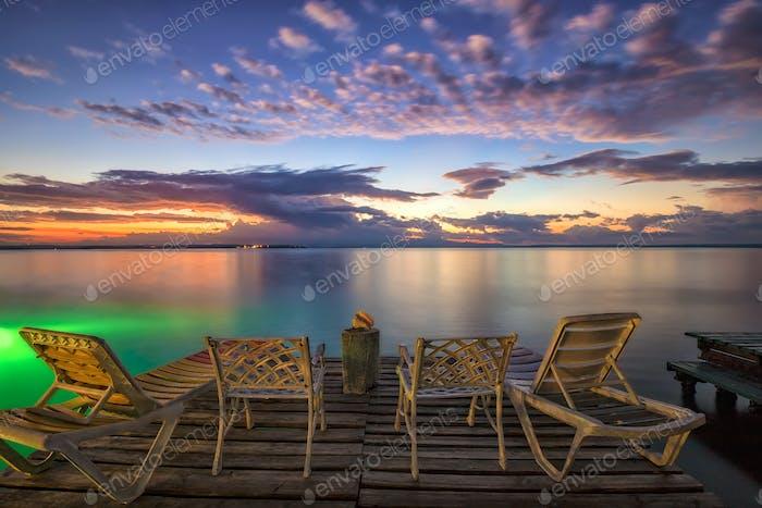 idyllic view