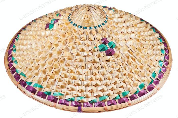 Konischer Hut im vietnamesischen Stil