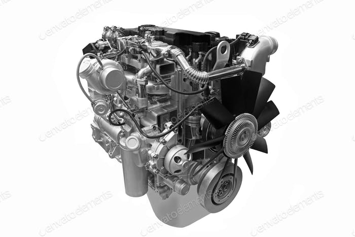 IInternal combustion engine