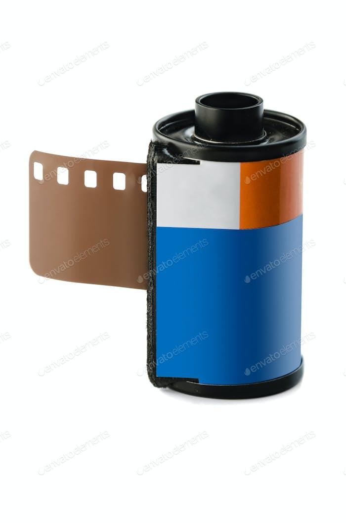 Thumbnail for 35 mm negative film
