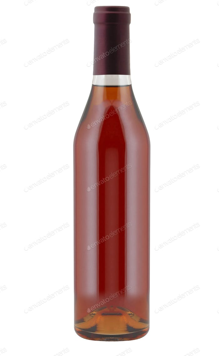 a bottle isolated