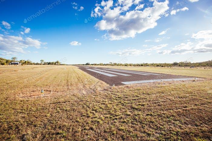 Mount Surprise Flughafen in Australien