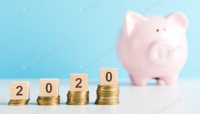 2020 growth of personal savings and income rate