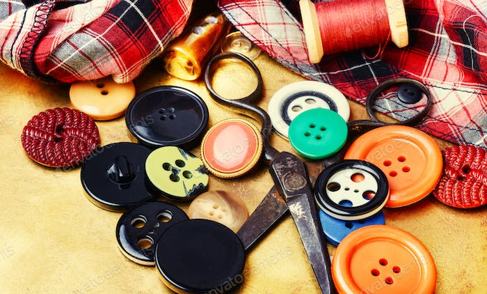 tailor sewing tools