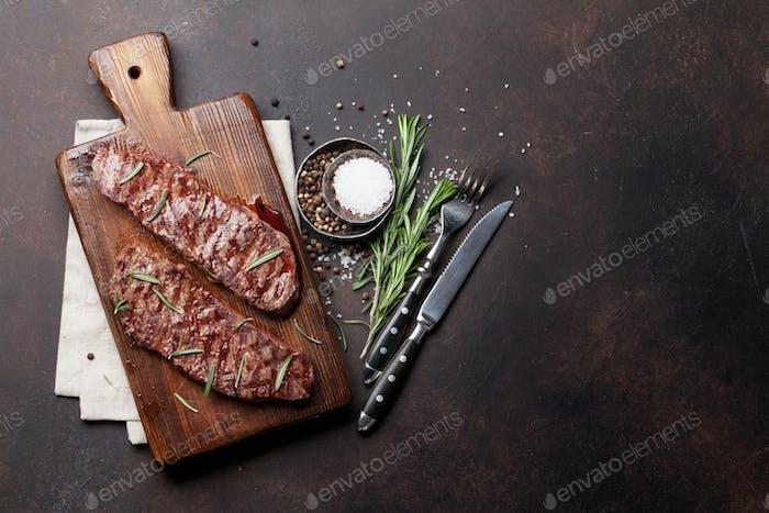 Top Blade oder Denver Steak