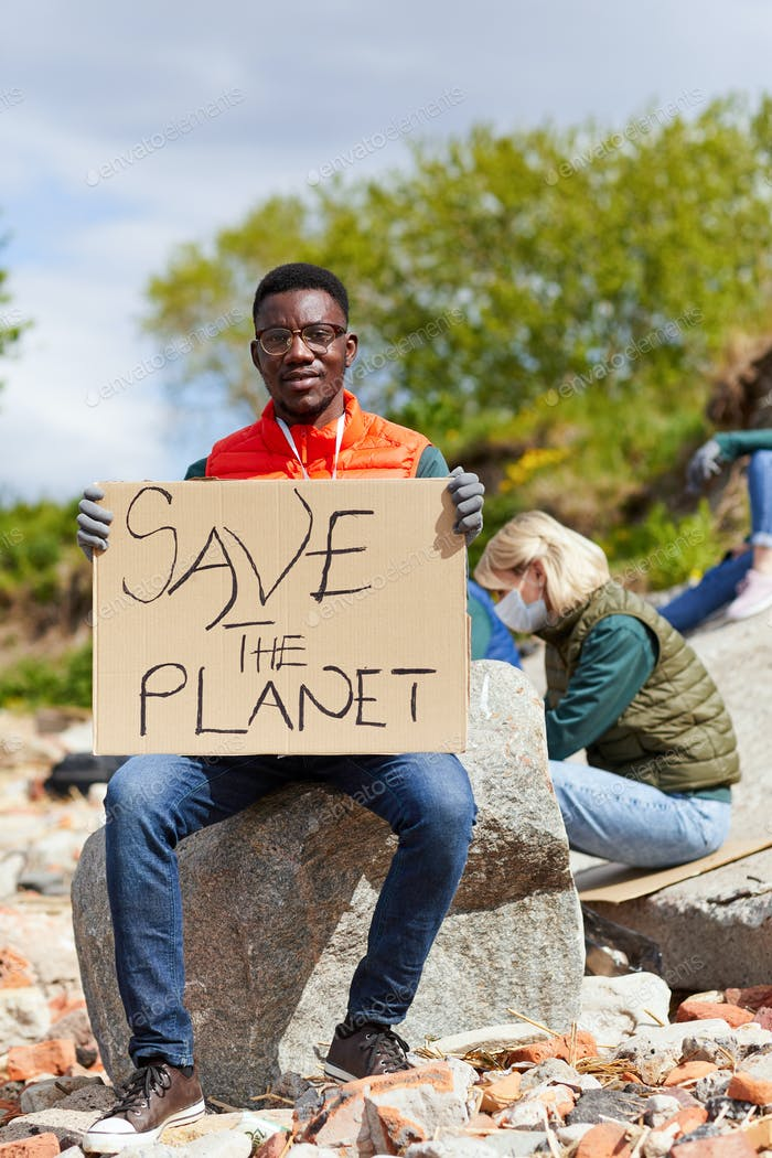 You need to protect the planet