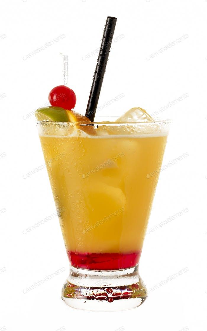 Mai Tai Drink Cocktail