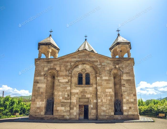 ancient stone church