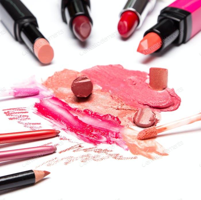 Lippen-Make-up Kosmetik