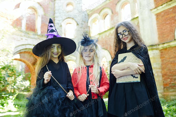 Gathering of witches