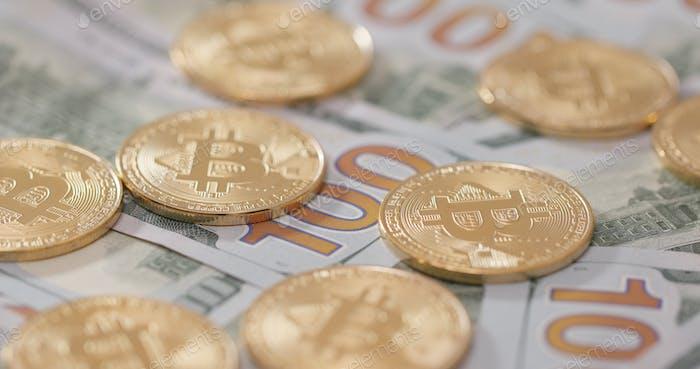 Bitcoin en USD