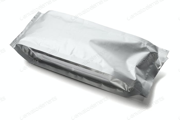 Sealed Aluminum Pouch