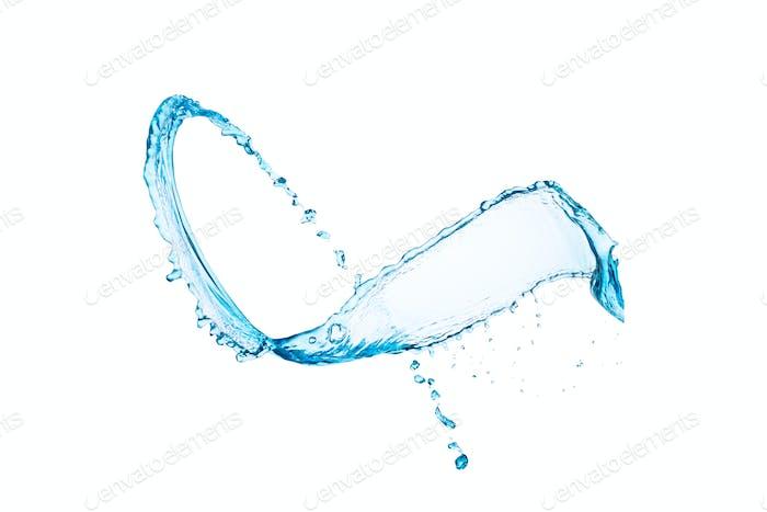 Water, splash, streams, texture, motion