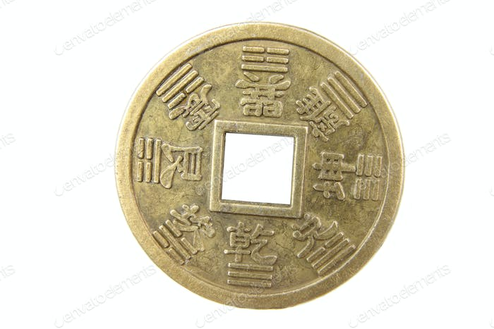 Chinese Antique Coin