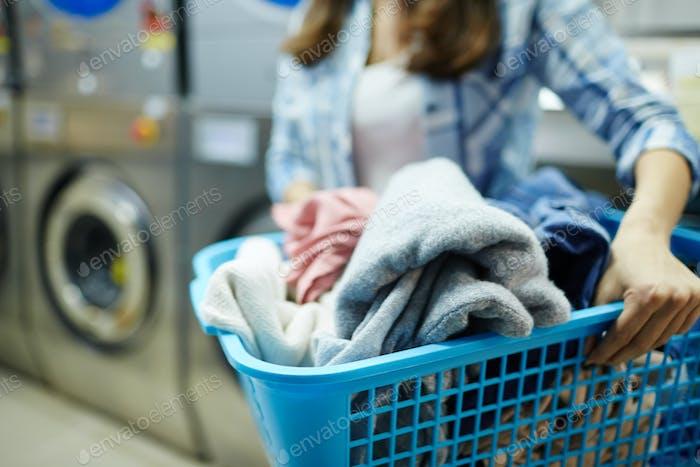 Ropa para lavar