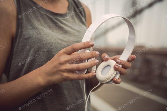 Zu lauffähende Musik
