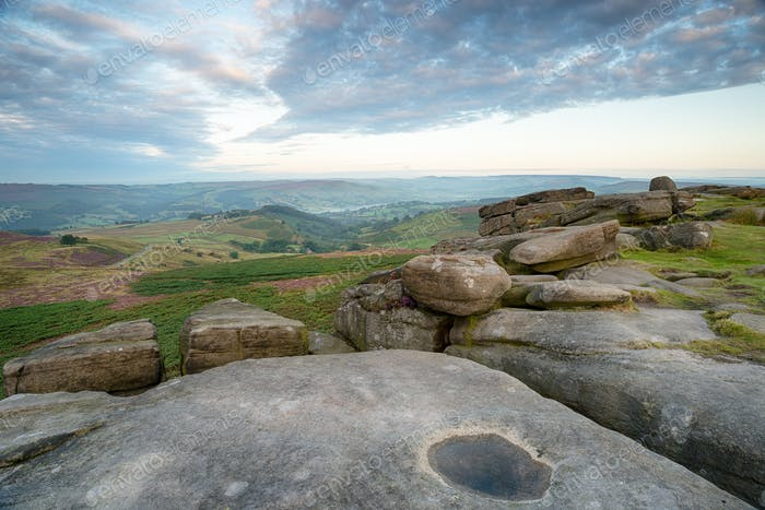 Higger Tor near Sheffield