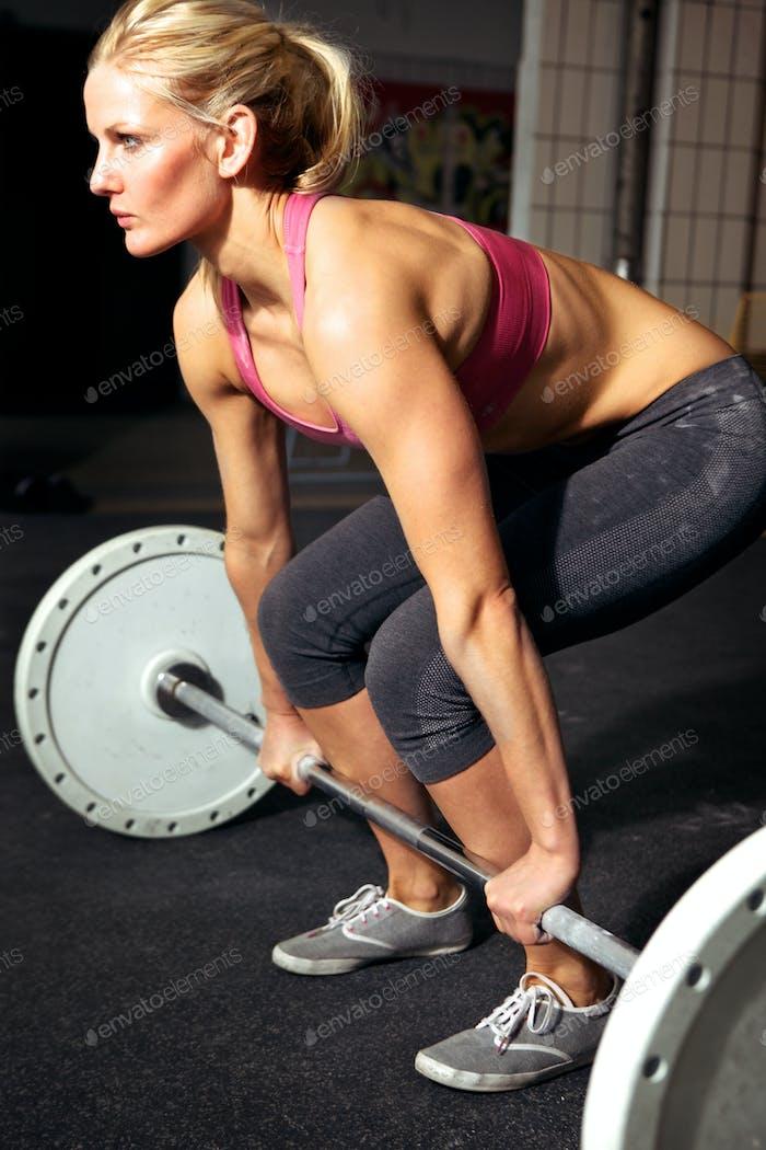 Entrenamiento de Fitness Mujer