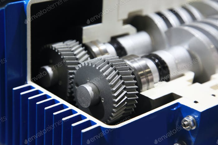 Gear pump drive