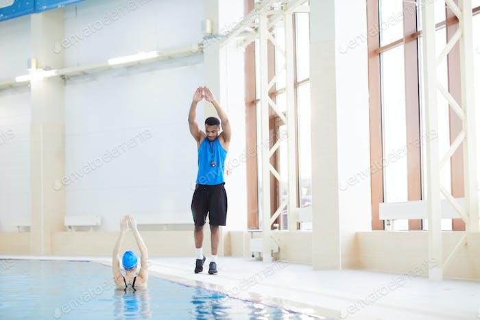 Aqua Fitness in Pool