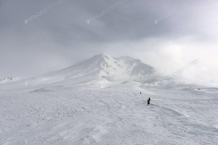 Mt. Asahidake, Japan