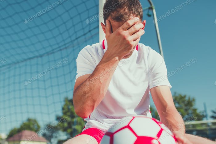 Soccer Fan Frustration