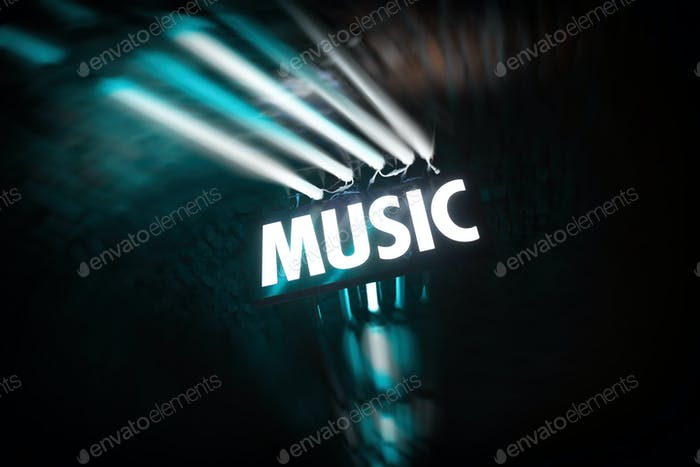 Music concept image