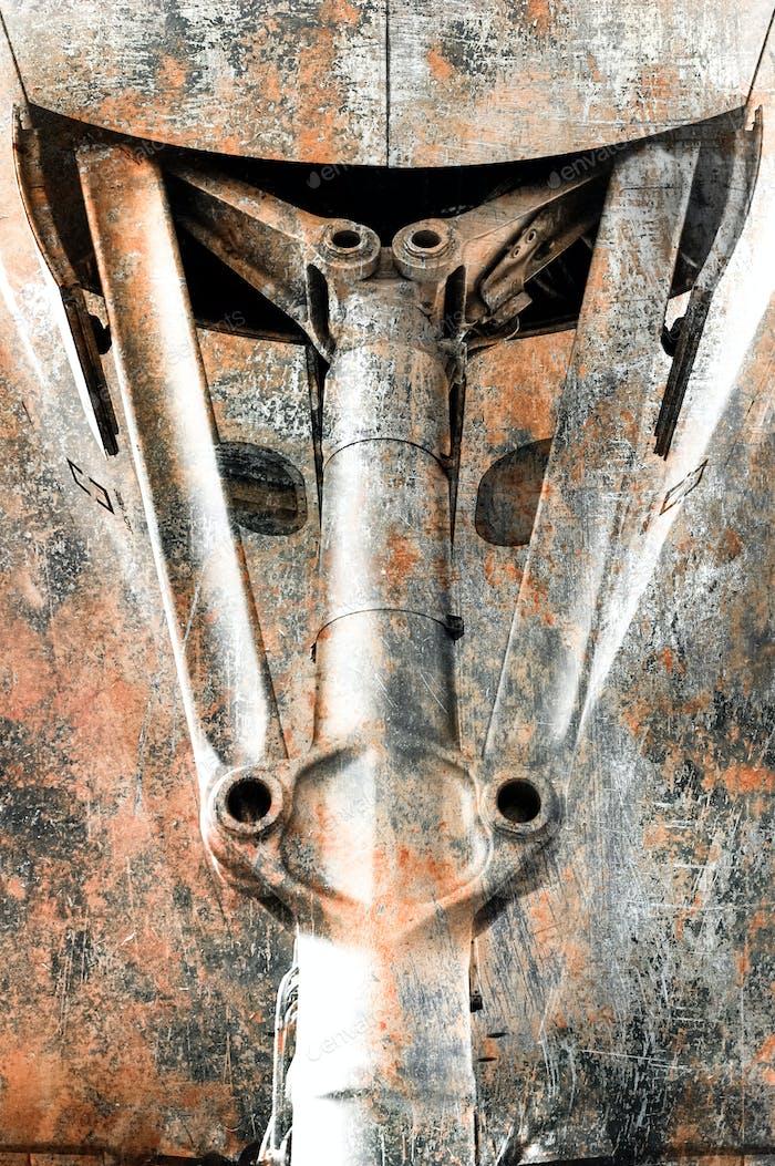 mechanical grunge
