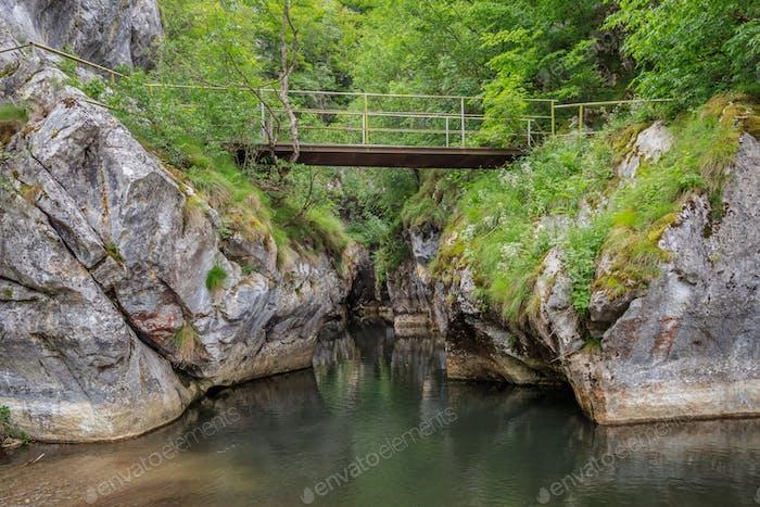 Corcoaia Gorge, Rumanía