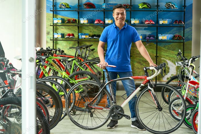 Bicycle Store Sales Assistant