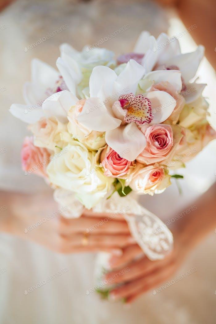 wedding bouquet fine art