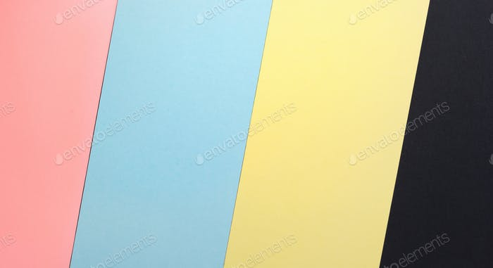 colorful paper abstract background surface