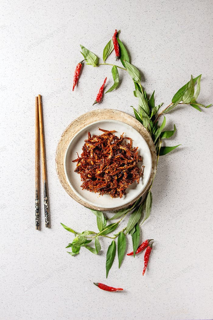 Vietnamese fish appetizer