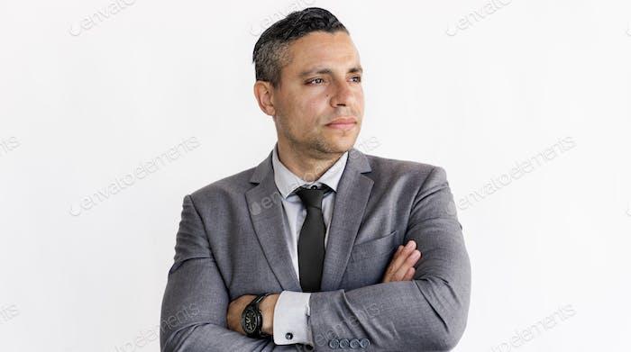 Businessman Executive Professional Entrepreneur Concept