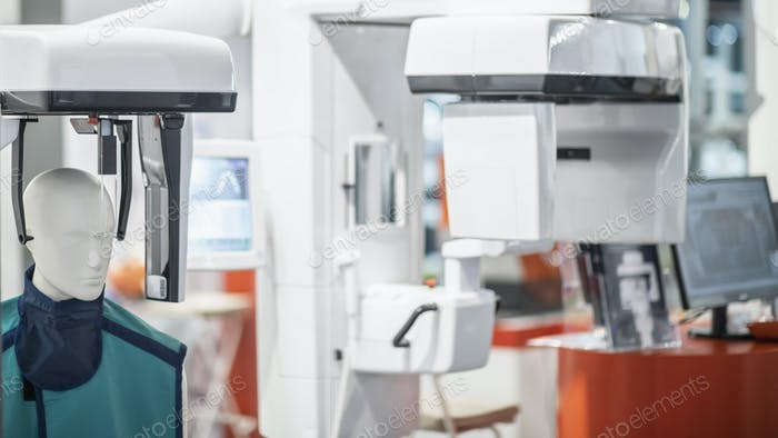 3D Dental CT Scan Training