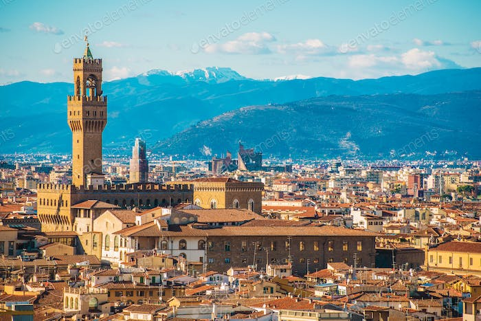 Toscany City of Florence