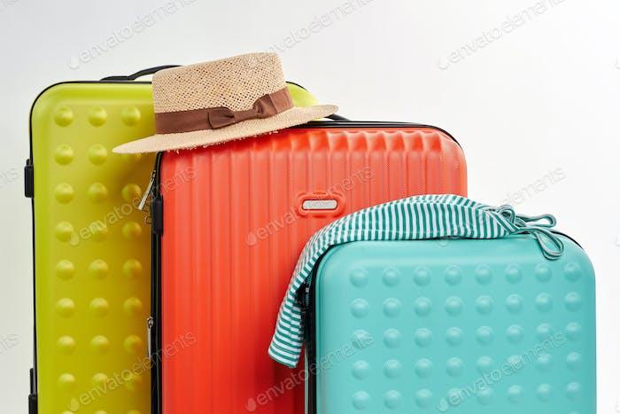 Zubehör und Koffer für Reisende