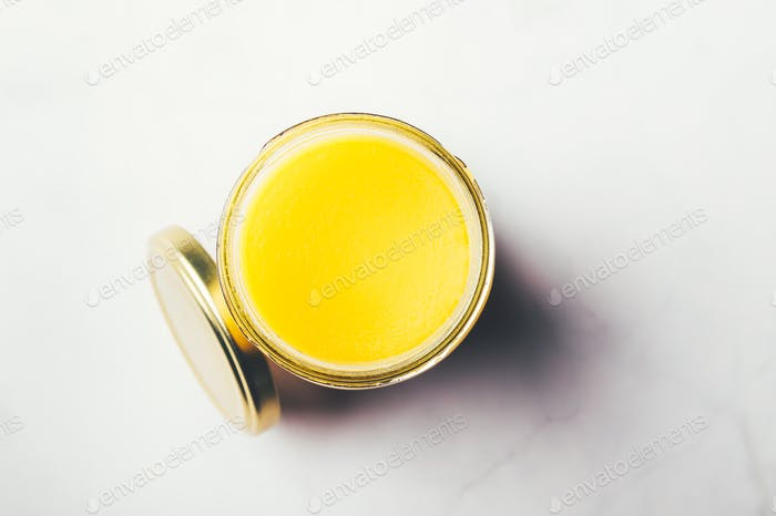 Ghee Pure Organic Cooking Oil
