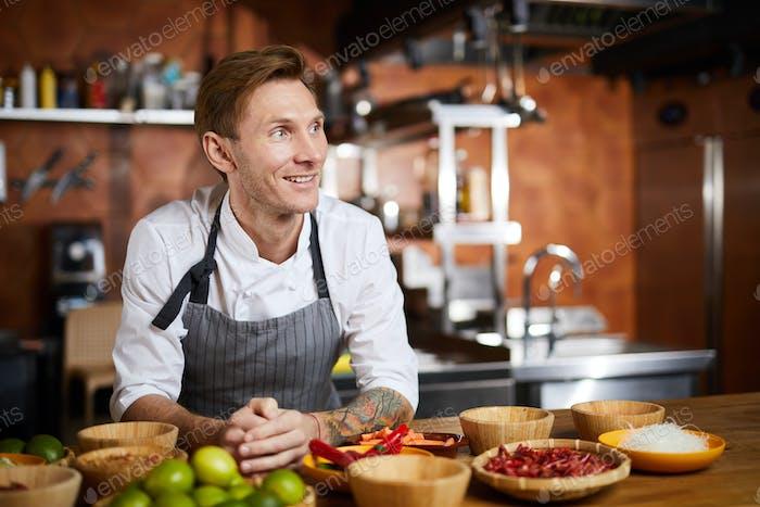 Профессиональный шеф-повар