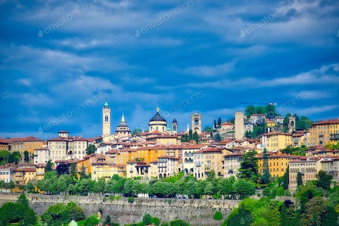 Bergamo high