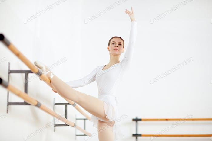 Ballet in classroom
