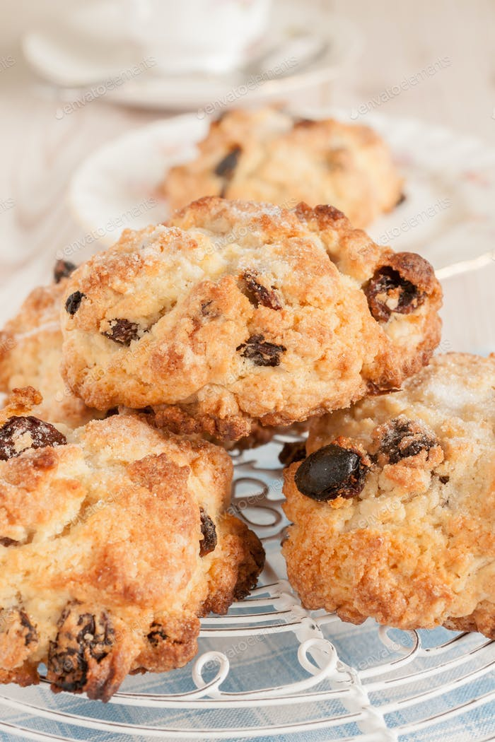 Rock Cakes or Buns