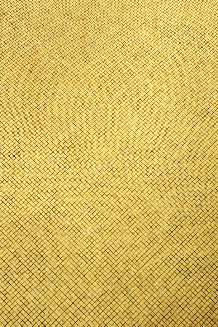 Goldene Mauer im Grand Palace