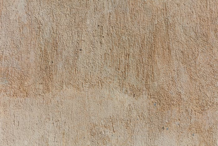 Plastered wall texture - background