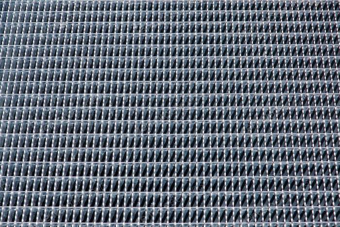 Eisen-Gitterhintergrund