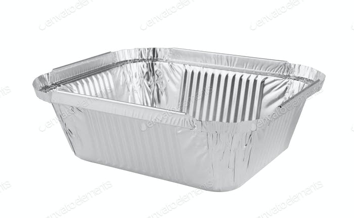 Foil tray
