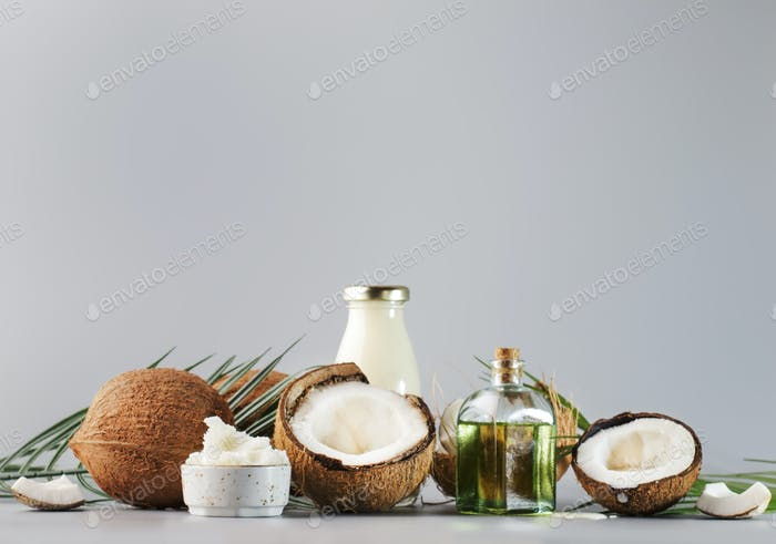 MCT Coconut butter or coconut oil
