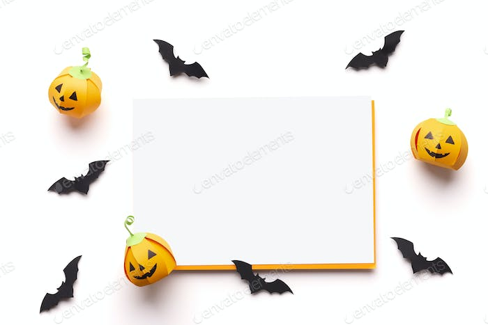 Autumn Holiday background with copy space for text